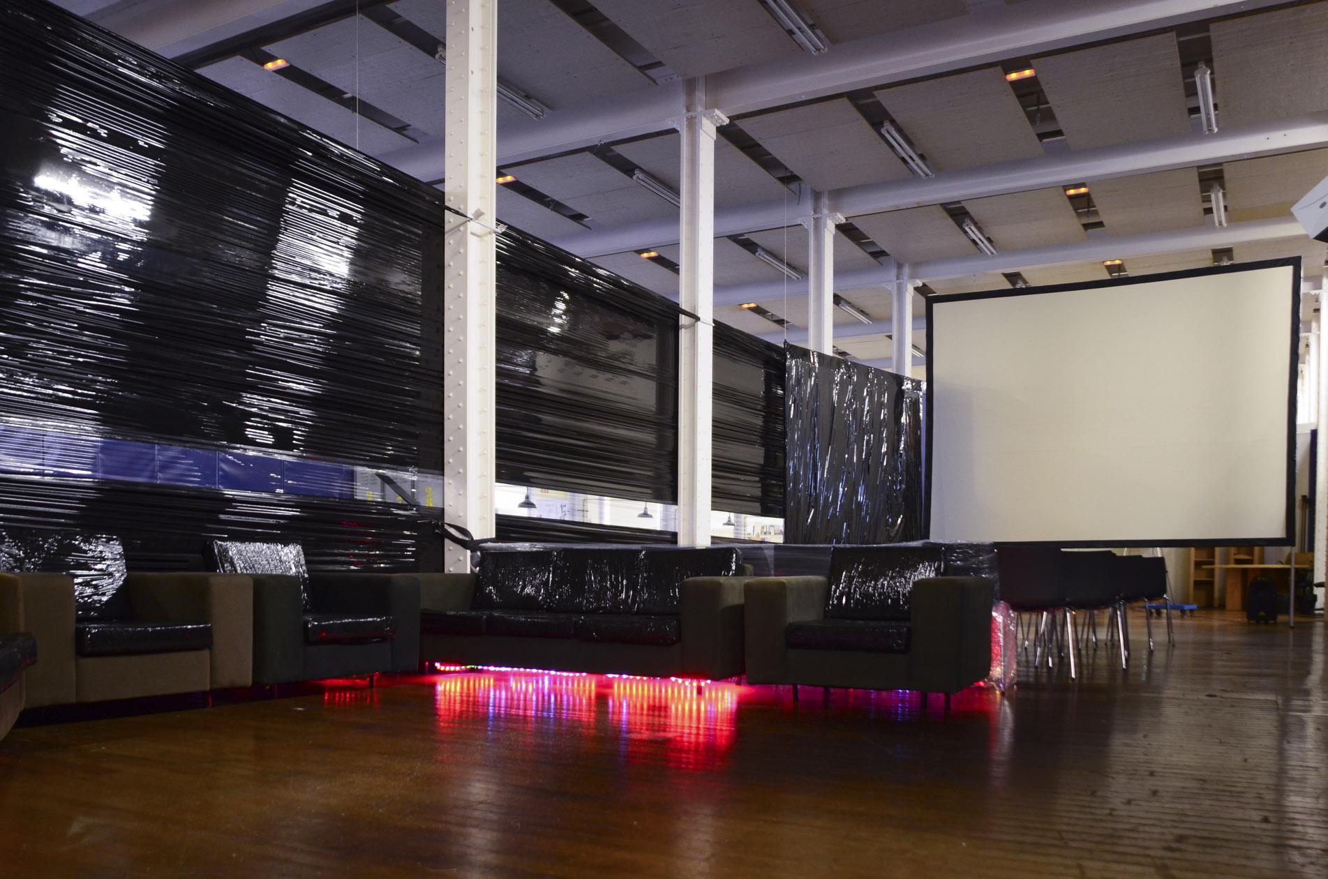 Fabra i Coats opening 9/12/2012